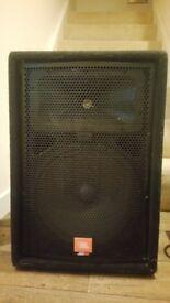 JBL JRX100 Passive speaker