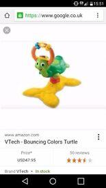 Vtech Bouncy Turtle