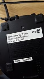 BT Graphite Duo with Large Buttons