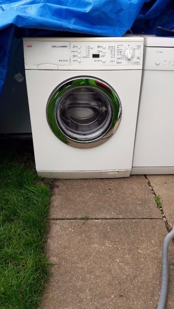**AEG**OKO-LAVAMAT 88730**WASHING MACHINE**COLLECTION\DELIVERY**FULLY WORKING**NO OFFERS**