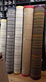 RUG SALE STOCK CLEARANCE CRUCIAL TRADING RUGS WOOL SISAL SEAGRASS