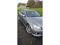 MERCEDES-BENZ C200 BLUE-CY SPORT CDI AUTOMATIC 74800mls 2 PEVIOUS KEEPERS