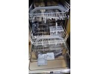 Hotpoint Dishwasher in Graphite Gray hardly used@£100!