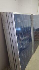 17 x Tianwei Solar Panels, Inverter, Isolation Boxes, Meter, Roof Brackets Full Set up