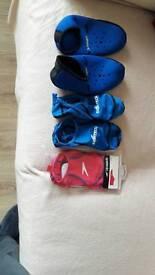 Swimming footwear