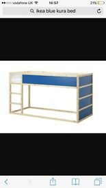 Boys IKEA bed
