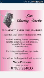 STAR cleaning service