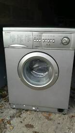 Indeset washing machine.