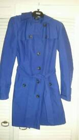 Marks and spencers collection blue mac uk.8