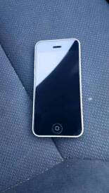 IPhone 5C, 8GB, White, Vodafone, used