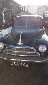 Morris oxford 1953 classic