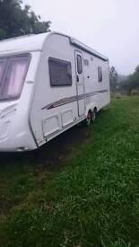 Swift Conqueror 630 caravan