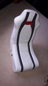 X Rocker Spectre Gaming Chair - White