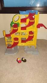 Little tikes stand and play rampway