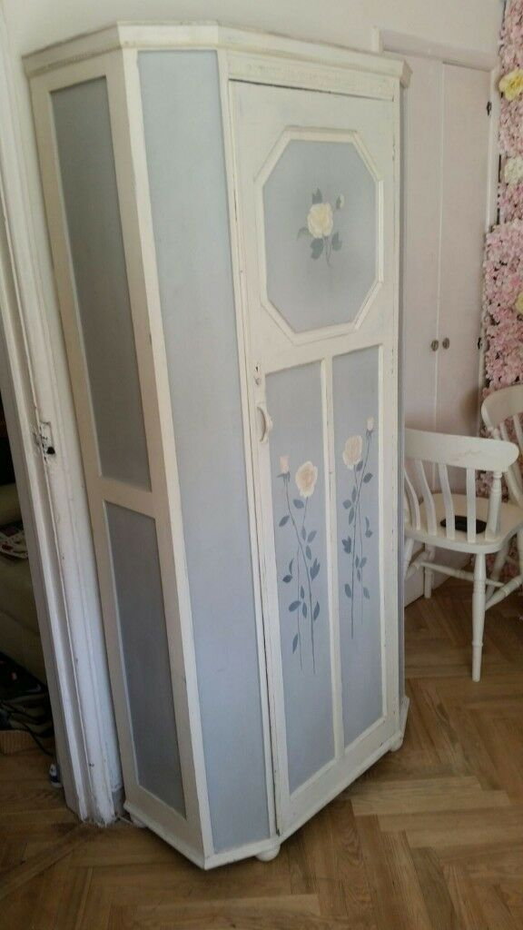 True Shabby Chic Hand Painted Hall Robe | in Wirral, Merseyside ...