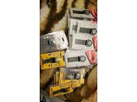 Multi tool blades Dewalt,Makita,Bosch::;Dewalt and Makita £5 each and BOSCH £18 set of 5 blades