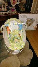 Comfort harmony by bright starts baby bouncer