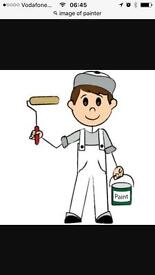 Experienced painter required.