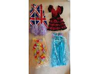 15+ Variety Fancy Dress Costumes 3-5 Age