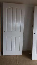 "Panel Doors x 10 6 x 33"" & 4 x 30"""