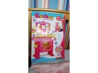 Pink childrens kitchen