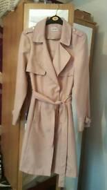 Womens mac coat size 12