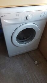 Beko washing machine in good condition fully working
