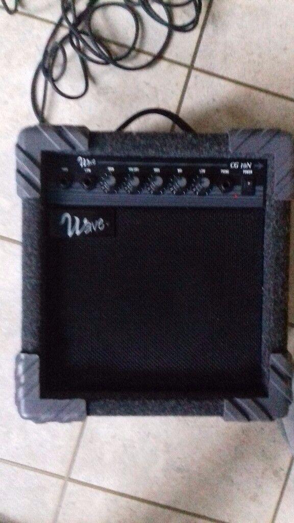 Wave CG10N guitar amplifier