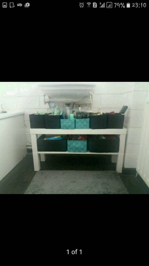 Bathroom furniture with basketsin Belfast City Centre, BelfastGumtree - Good condition.Contact with messages Collect only. Thank you