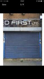 Shop to let high street ideal florist/takeaway/cafe