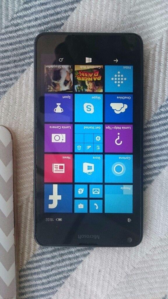 Microsoft Lumia 640 LTE - unlocked