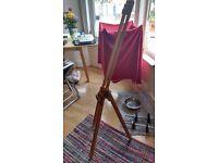 Daler & Rowney adjustable wooden easel