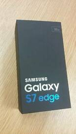 *FREE DELIVERY*OFFERS*BRAND NEW* Samsung Galaxy S7 Edge 32GB SM-G935F Black Onyx
