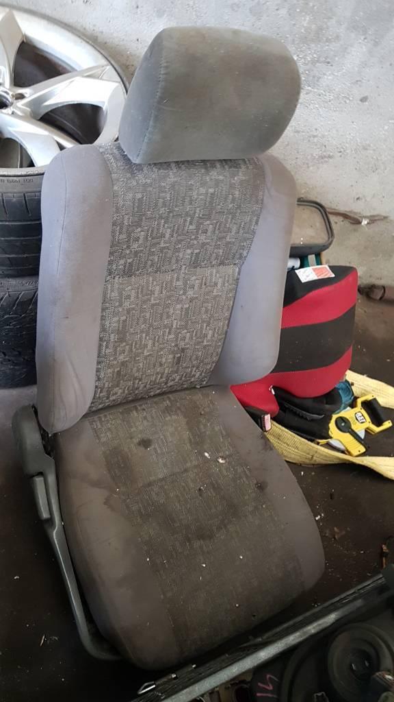 Drivers seat for isuzu trooper