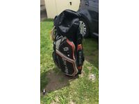 Wilson Staff tour golf bag