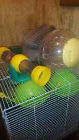 Hamster cage £20 ono