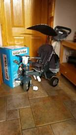 5 in 1 SmarTrike - As New & Boxed