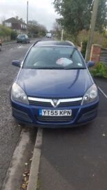 Vauxhall Astra 1.3 cdti 2006 swops or sale