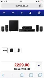 Samsung 5.1 home cinema system