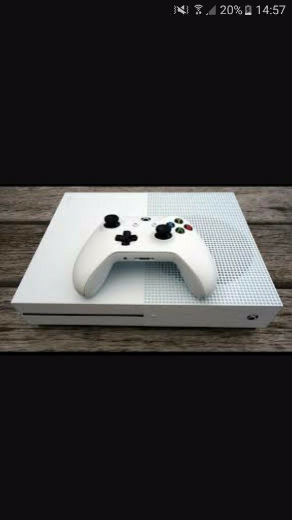 Xbox one s 500gig
