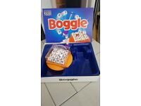 reduced - BOGGLE 3 minute word game- perfect condition