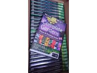 Complete gardens- plant and pruning guide-Job lot about 75 in total
