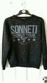 Sonetti sweat shirt, excellent condition