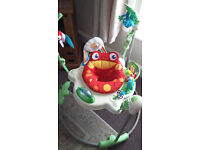 Fisherprice Rainforest Jumperoo in excellent, clean condition (ad will be removed once sold)