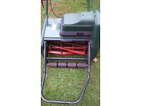 Atco 12s lawnmower lawn mower self propelled