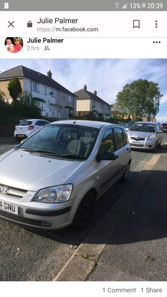 Hyundai Getz In Keighley West Yorkshire Gumtree