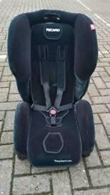 Recaro car seat 9-18kg