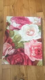 Canvas painting / picture