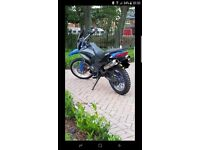SWAP FOR 125 MOTORCYCLE