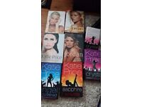 Collection of jordan katie price books Read once excellent condition collect E17